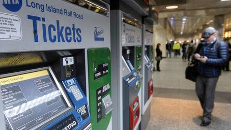 LIRR Tickets
